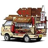 青島文化教材社 1/24 移動販売シリーズ No.3 静岡おでん プラモデル