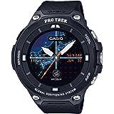 [カシオ] 腕時計 スマートアウトドアウォッチ プロトレックスマート GPS搭載 WSD-F20-BK ブラック