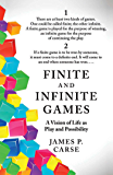 Finite and Infinite Games (English Edition)