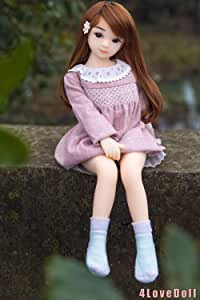65cm ミニ 超かわいい ラブドール 等身大リアルドール 男性用愛の人形 携帯便利