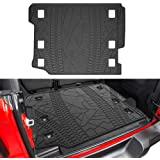 JoyTutus Cargo Mat Trunk Liner Compatible with Jeep Wrangler JL, Cargo Liner All Weather Vehicle Carpet Heavy Duty Waterproof