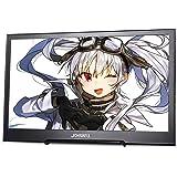 JOHNWILL 11.6 Inch Portable Monitor IPS Ultra HD 1920 * 1080 Two Mini HDMI,Black Shell,Gaming Monitor
