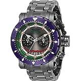 Invicta DC Comics Joker Chronograph Quartz Men's Watch 32906
