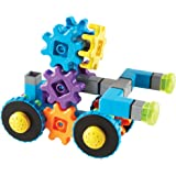 Learning Resources LER9232 Gears! Gears! Gears! RoverGears Building Set (43 Piece)