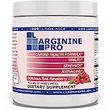 L-arginine Pro, 1 Now L-arginine Supplement - 5,500mg of L-arginine Plus 1,100mg L-Citrulline + Vitamins & Minerals for Cardi