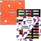 Galler ガレー チョコレート ベルギー王室御用達 ミニバーギフトボックス 24本入 (ギフトパッケージ)