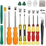 Nintendo Screwdriver Set-Younik Triwing Screwdriver for Nintendo 17 in 1 Professional Screwdriver Game Repair Tools Kit for N
