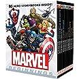 Marvel Beginnings: 10 Storybook Boxed Set