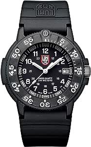 [ルミノックス]LUMINOX 腕時計 ネイビーシールズ ダイブウォッチ ブラック 3001 メンズ [並行輸入品]