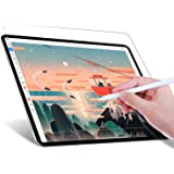 JETech Write Like Paper Screen Protector Compatible with iPad Pro 12.9-Inch (2020 and 2018 Model), Anti-Glare, Matte PET Pape