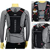 WOTOW Hydration Backbag (Not Include Water Bladder) | Marathon Running Vest, Hiking Cycling Backpack | to Hold Leak-Proof Hyd