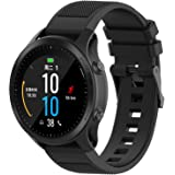Compatible with Garmin Fenix 6 Pro Watch Bands, Forerunner 945 Bands, 22mm Quickfit Silicone Replacement Band Straps Wristban