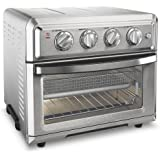 Cuisinart AFR-25 Air Fryer, One Size, Silver AirFryer Toaster Oven One Size Silver