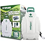 16L Weed Sprayer Backpack Battery Powered with 20V Battery and Charger