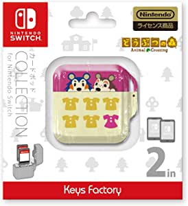 CARD POD COLLECTION for Nintendo Switch (どうぶつの森)Type-C