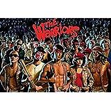 Walter Hill's The Warriors 1979 36x24 Cult Movie Art Print Poster