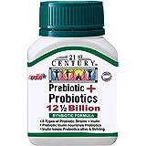 21st Century Prebiotics + Probiotics 12 1/2 Billion, 30ct