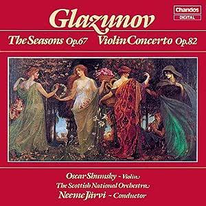 Seasons / Violin Concerto in a