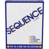 Goliath CAA8002 Sequence Board Game, 26.5 x 20.5 x 5.6cm