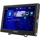 WIMAXIT 11.6インチIPS モニター ポータブルモニター1920x1080 HDMI VGA 小型モニター ゲームモニター 携帯型ディスプレイ Raspberry Pi B+/2B/3B WiiU Xbox 360/PS4/Win 7/8/