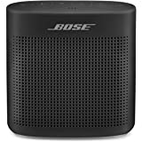Bose SoundLink Color Bluetooth Speaker II, Soft Black