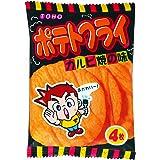東豊製菓 ポテトフライ(カルビ味) 11g×20袋