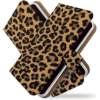 66263b30e7 KEIO ケイオー iPhone XR カバー 手帳型ケース ヒョウ柄 豹柄 iphonexr 手帳 豹 ヒョウ iPhone XR ケース 手帳型  豹 リアル ブラウン アイフォン アイフォーン ...