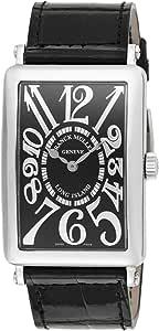 [フランク ミュラー] 腕時計 1002QZREL BLK BLK 並行輸入品 ブラック