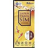 IIJ Japan Travel SIM for unlocked phone 3GB(nano/micro/標準SIMマルチ対応) IM-B304