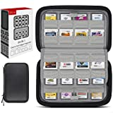 Sisma 64 Game Card Holders Storage Case for Nintendo 3DS 2DS DS Game Cartridges, Games Organiser Hard Shell Protective Box, B