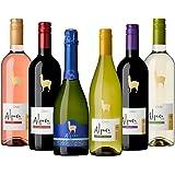 【チリワイン売上No1】アルパカ 6種類 飲み比べBOX