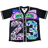 Kooy Bel Air #23 Academy 3D Print Baseball Jersey Adult Christmas Summer
