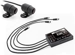ミツバサンコーワ MITSUBA バイク専用ドライブレコーダー EDR-21 前後2カメラ EDR-21