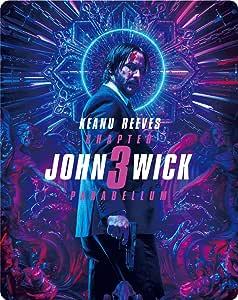 ジョン・ウィック : パラベラム コレクターズ・エディション スチールブック仕様 (特典なし) [Blu-ray]