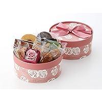 キハチ 母の日ギフト ~Thanks Mother's Gift~ローズと焼菓子のセット