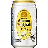 サントリー 角ハイボール 缶 [ ウイスキー 日本 350ml×24缶 ]