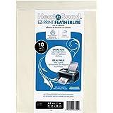 Heat'N Bond Ez-Print Featherlite Iron-On Adhesive-8.5x11 10/Pkg