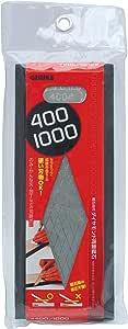 高儀 GISUKE 両面ダイヤモンド砥石 砥石台付 #400/#1000