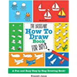 The Brilliant How To Draw Book for Boys