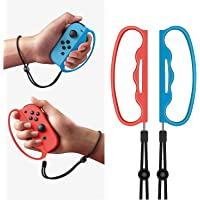 Nintendo Switch Joy-Con用Fit Boxing グリップ コントローラー グリップ 2個セット N…