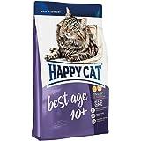 HAPPY CAT スプリーム ベストエイジ10+ 全猫種 高齢猫用 極小粒 (1.4kg)