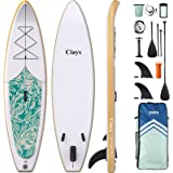 Ciays Inflatable Stand Up Paddle Board(