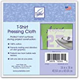 "June Tailor T-Shirt Pressing Cloth 16""X16""-"