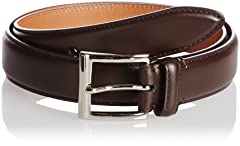 Kipskin Belt 11-52-0062-168: Brown