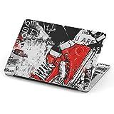 MacBook Air 13inch A1466 / A1369 専用スキンシール 2010~2017モデルまで対応 マックブック エア Mac Air 13インチ ノートブック フィルム ステッカー アクセサリー 保護 014972 イラスト 靴