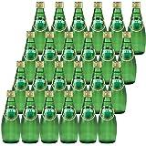 Perrier(ペリエ) フランス産ナチュラルミネラルウォーター 炭酸水 瓶200ml× 24本 [正規輸入品] プレーン