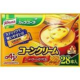 味の素 クノール カップスープ コーンクリーム 28本入り 【スティックスープ】