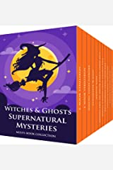 Witches and Ghosts Supernatural Mysteries: Multi-Book Collection Kindle Edition