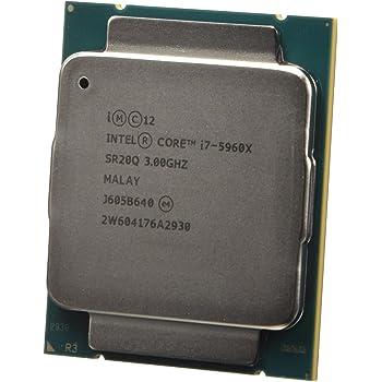 Intel CPU Core i7 5960 X 3.00GHz 20Mキャッシュ LGA2011-3 Haswell E BX80648I75960X【BOX】