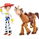 Disney/Pixar Toy Story Jessie and Bullseye 2-Pack, Multi (GJH82)